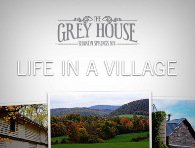 The Grey House: Life In A Village